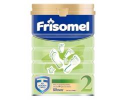 Frisomel,Γάλα για βρέφη από τον 6ο μήνα , με ευκολο καπακι σε σκόνη 800gr