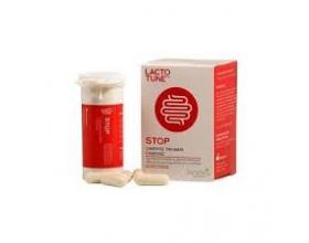 InnoVis LACTOTUNE, Stop, Συμπλήρωμα Διατροφής για Πρόληψη & Αντιμετώπιση της Οξείας Διάρροιας, 6κάψουλες