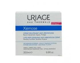 URIAGE, Xemose Cerat Relipidant Anti-Irritations, Κρέμα με εξαιρετικά πλούσια υφή, που θρέφει έντονα, προστατεύει και καταπραΰνει άμεσα από τον κνησμό, 200ml