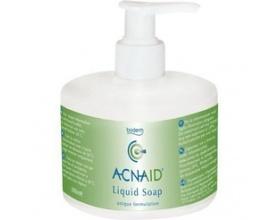 BODERM ACNAID LIQUID SOAP Υγρό σαπούνι για καθαρισμό της νεανικής επιδερμίδας &  ρύθμιση του σμήγματος 300ml