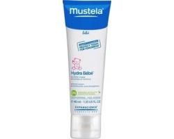 MUSTELA Hydra Bébé Facial Cream Ενυδατική κρέμα προσώπου για το παιδί και το μωρό 40ml