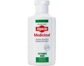 SUPERCOSMETIC Alpecin Active Shampoo A2 Για Λιπαρά μαλλιά βοηθά στην αποκατάσταση της φυσικής ισορροπίας των υπερπαραγωγικών σμηγματογόνων αδένων 200ml