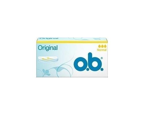 O.B. Original Normal Ταμπόν ,8 Τμχ