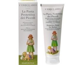 L' Erbolario La Pasta Protettiva Βρεφική Προστατεύτικη κρέμα για την αλλαγή πάνας, 125ml