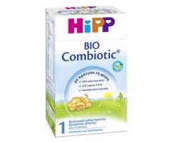 HiPP 1 combiotic, Βιολογικό γάλα από τη γέννηση 600g