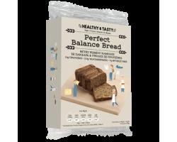 POWER HEALTH, Perfect Balance Bread, Φέτες ψωμιού χαμηλές σε σάκχαρα & υψηλές σε πρωτεΐνες ,2x48G