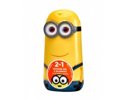 Revoc  Minions Παιδικό Σαμπουάν & Αφρόλουτρο 400ml