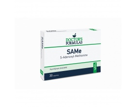 Doctors Formula SAMe Συμπλήρωμα Διατροφής, S-Adenosyl-Methionine, 30caps
