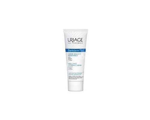 Uriage Bariederm Cream Κρέμα με επουλωτική δράση αποκαθιστά την κατεστραμμένη επιδερμίδα 75 ml