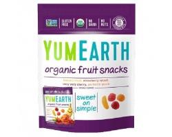 Yumearth Organic Fruit Snack, Σνακ Φρούτων, 50g