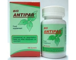 Medichrom Bio Antipar Συμπλήρωμα Διατροφής με Αντιπαρασιτική και Αποτοξινωτική Δράση, 100tbs