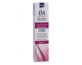 Intermed Eva Belle EyeBrow Serum Enhancing Serum ενδυναμώνει τα φρύδια και βελτιώνει την εμφάνισή τους 10 ml