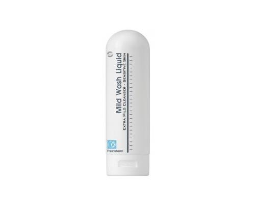 Frezyderm  Mild Wash Liquid, Απαλό καθαριστικόγια κανονικές και ευαίσθητες επιδερμίδες, 200ml
