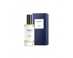 Verset Parfum Gold, Ανδρικό Άρωμα, 15ml