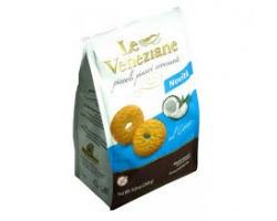 Le Veneziane -Molino di ferro Μπισκότα με καρύδα 250gr