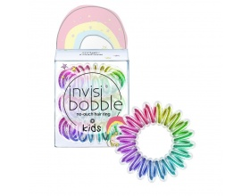 Invisi Bobble Κοκαλάκι Hair Rings Kids magic Rainbow 3τμχ