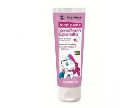 Frezyderm SensiTeeth Epismalto Tooth Paste Φυσική επισμάλτωση, για παιδιά από 6 ετών Φθόριο 1450ppm και Ασβέστιο 50ml