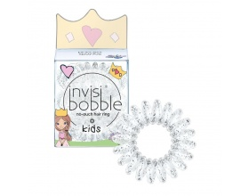Invisi Bobble Κοκαλάκι Hair Rings Kids Princess Sparkle 3τμχ