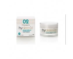 Pharmadermics Hydermis 02 Κρέμα βαθειάς ενυδάτωσης και μεγάλης διάρκειας, με παρατεταμένη διάρκεια ενυδάτωσης για ξηρές επιδερμίδες 50ml