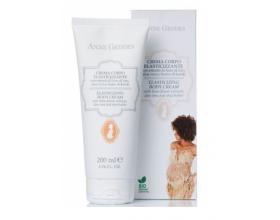 Anne Geddes Bio Μοther Elasticing Body Cream, Βιολογική Κρέμα Ελαστικότητας και Πρόληψης  των Ραγάδων, 200ml.