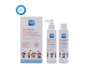 Vitorgan Pharmalead Anti Lice Set, Αντιφθειρικό Set, 2x125ml