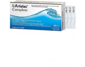 Bausch & Lomb Artelac Complete Λιπαντικό Οφθαλμικό Διάλυμα σε σταγόνες, 30 x 0.5ml
