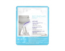 TALIKA Bio Enzymes Mask Anti-Age for the Cou Αντιγηραντική μάσκα λαιμου 1τμχ