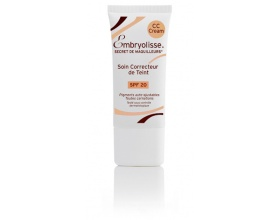 EMBRYOLISSE Complexion Correcting Care CC Κρέμα CC με χρωστικές και SPF 20 30ml