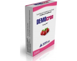 Democran Συμπλήρωμα Διατροφής Με Εκχύλισμα Cranberry με Προβιοτικά, 28caps
