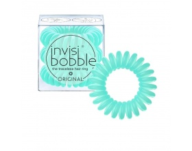 Invisibobble Hair Rings Traceless Mint to be Blue 3pcs