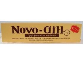 Novo-Gill Οδοντόκρεμα για Προβλήματα Ούλων και Δοντιών, 75ml