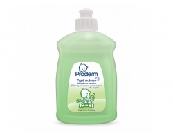 Proderm, Υγρό Πιάτων με Πράσινο Σαπούνι, 500ml.