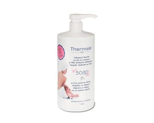 Thermale MED Soap PH5.5 Καθημερινή φροντίδα για όλη την οικογένεια Με ήπιες αντισηπτικές ιδιότητες 1000ml