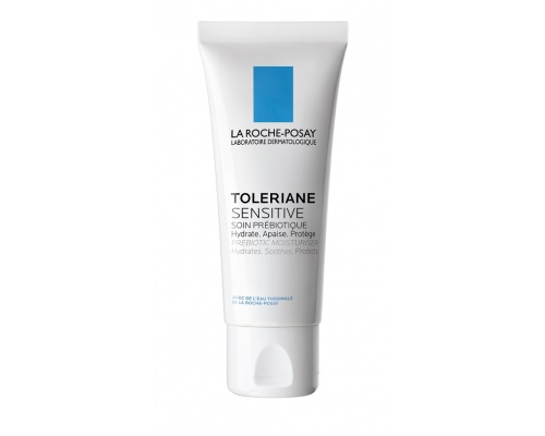 LA ROCHE-POSAY TOLERIANE Sensitive Καθημερινή ενυδάτωση με πρεβιοτικά που ανακουφίζει άμεσα το δέρμα από τα συμπτώματα ευαισθησίας 40ml