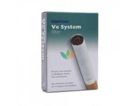 Vitorgan Venturi VeSystem Filter Φίλτρα Καπνίσματος για Κανονικά Τσιγάρα, 4φίλτρα