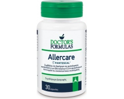 Doctor's Formulas Allercare, Συμπλήρωμα Διατροφής κατά των Αλλεργιών, 30caps