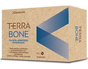 Genecom Terrabone Συμπλήρωμα διατροφής για οστά αρθρώσεις & συνδέσμους 60 caps