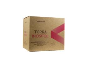 Genecom Terra Inositol Συμπλήρωμα διατροφής με ινοσιτόλη ρυθμίζει την λειτουργία των ωοθηκών, 30 sachets x 6 gr