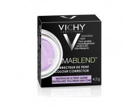 Vichy Dermablend Skin Corrector Διορθωτικό Προσώπου για τον Κίτρινο τόνο της επιδερμίδας, Μωβ χρώμα, 4.5gr