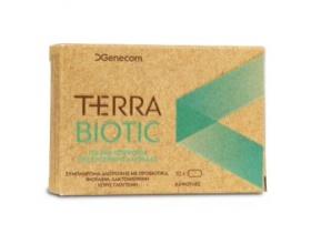 Genecom Terra Biotic Συμπλήρωμα διατροφής  για την φυσιολογική χλωρίδα του εντέρου 10tabs