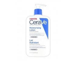 CeraVe Moisturising Lotion lait Ενυδατική κρέμα για ξηρό έως πολύ ξηρό δέρμα  473ml