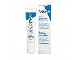CeraVe Eye Repair Cream  Κρέμα ματιών για επανόρθωση, μειώνει την εμφάνιση μαύρων κύκλων 14ml