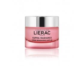 Lierac Supra Radiance Creme Anti-ox Αντιγηραντική Κρέμα Λάμψης για κανονικό - ξηρό δέρμα, 50ml