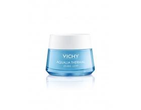 Vichy Aqualia Thermal Rehydrating Light Cream Λεπτόρρευστη Κρέμα 48ωρη ενυδάτωση για Κανονική/Μεικτή επιδερμίδα 50ml