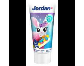 Jordan Παιδική Οδοντόκρεμα για Νεογιλά Δόντια (0-5 Ετών) Λαγουδάκι 50ml