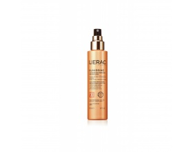 Lierac Sunissime Energizing Lait Protective Milk Anti-Aging Spray Αντιηλιακό Γαλάκτωμα SPF30 150ml
