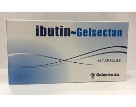 Galenica Ibutin-gelsectan Αποκατάσταση Εντερικής Λειτουργίας για Σύνδρομο Ευαιρέσθητου Εντερού, 15caps