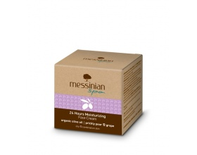 Messinian Spa Ενυδατική Κρέμα Προσώπου 24ώρου για λιπαρές & μικτές επιδερμίδες, 50ml