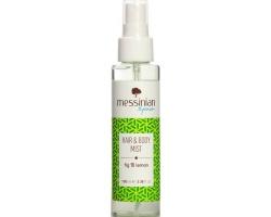 Messinian Spa Hair & Body mist Σύκο & Λεμόνι  με ΠΟΠ εξαιρετικό παρθένο ελαιόλαδο Καλαμάτας 100ml