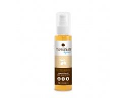 Messinian Spa Precious Hair Oil Πολλαπλών χρήσεων πολύτιμο λάδι για τα μαλλιά με αμυγδαλέλαιο και λάδι από σταφύλι και βερίκοκο, 100ml